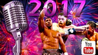 Boxing Debate Podcast. Ends of the Year Special