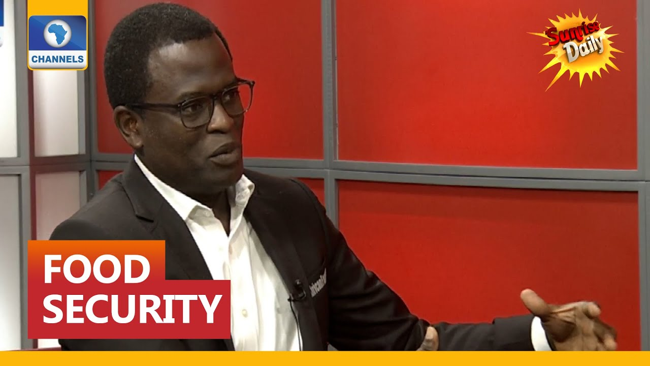Download Food Security: Farmers Are Not Doing So Well Now, Says Africanfarmer Mogaji
