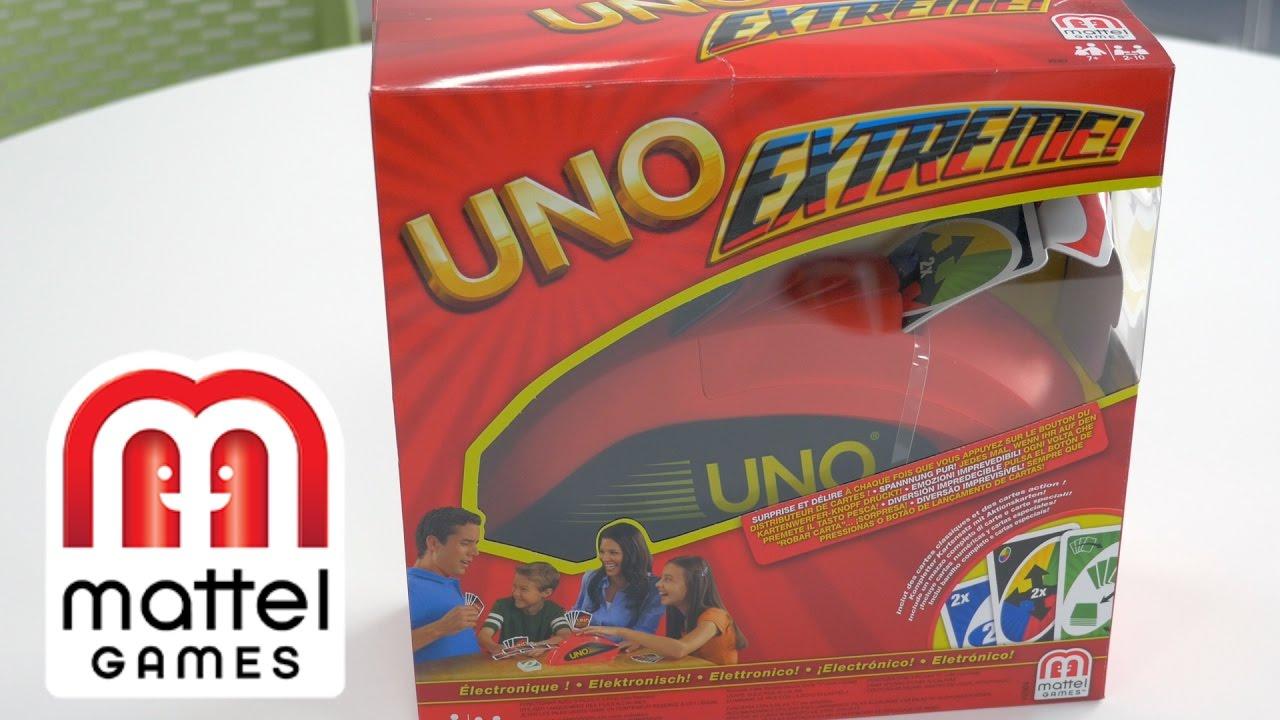 Top Uno Extreme - Démo du jeu d'ambiance - YouTube FK33