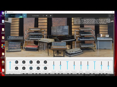 Arturia Analog Lab 2, The GRAND Tour, Demo and Tutorial