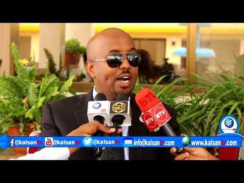 Safiirka Somaliland Ee  imaaraatka  Oo Ka Hadlay Aqoonsiga Passport Somaliland