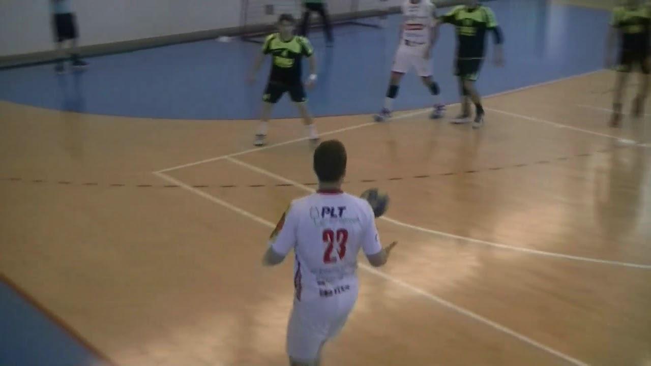 Serie A1M [Play-Off 8^]: Cingoli - Bolzano 25-33