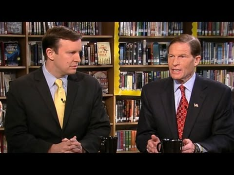 Sen. Richard Blumenthal, Rep. Chris Murphy
