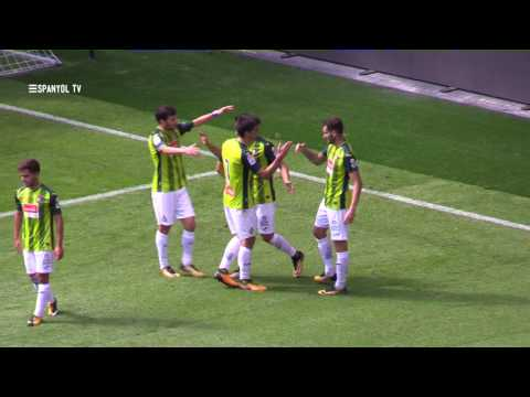 Resum del partit Hamburg 1- RCD Espanyol 1
