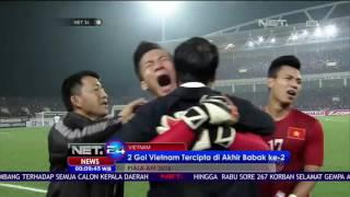 Timnas Indonesia Lolos ke Final Piala AFF 2016 - NET24