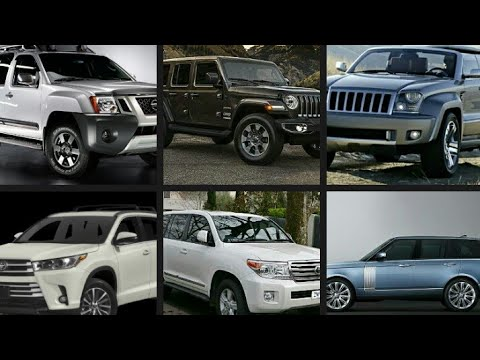 Cars Built For Nigerian Roads