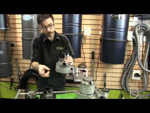 Central Vacuum 2016 Motor Guide / Review