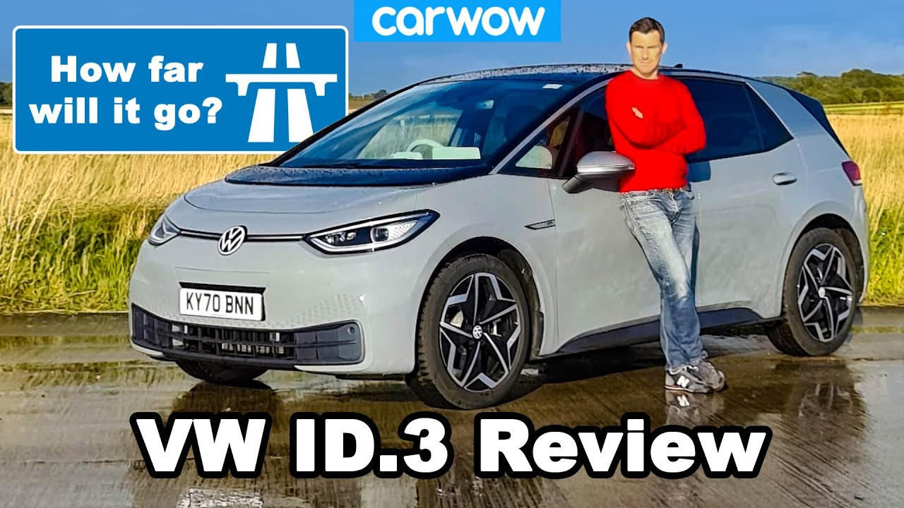 Download I drove the Volkswagen ID.3 until it DIED! Review.