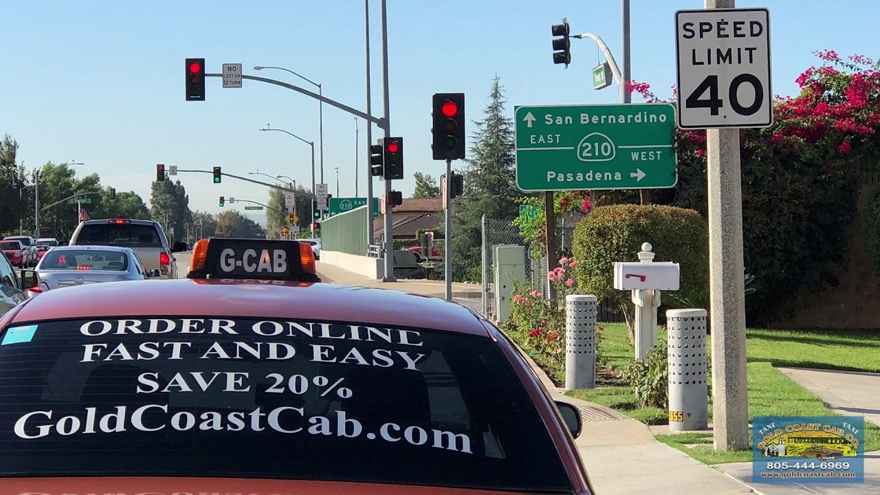 Local Taxi Service in Ventura CA Gold Coast Cab Taxis Near Me Open Now