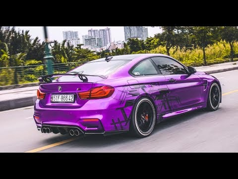 350hp BMW 428i Big Turbo And M4 Conversion Kit In Vietnam
