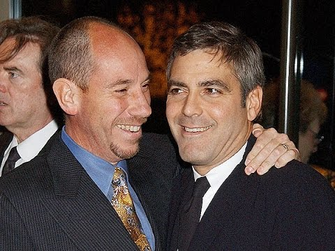 George Clooney Miguel Ferrer - Tullahought Ireland