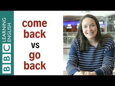 EIAM: Come back vs Go back