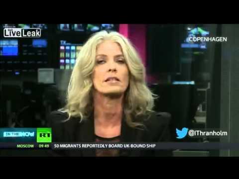 Danish woman european men are demasculinized many act like women