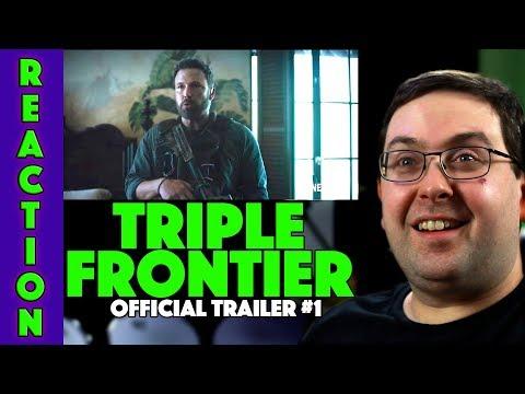 REACTION! Triple Frontier Trailer #1 – Ben Affleck Movie 2019