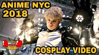 AnimeNYC 2018 Cosplay Video