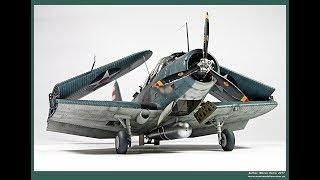Тонировка с помощью соли масштабных моделей авиации