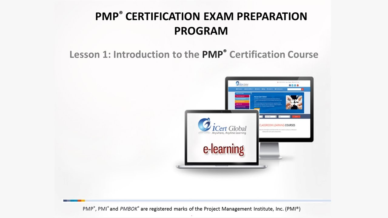 Pmp Certification Exam Prepration How To Pass Pmp Exam First Try