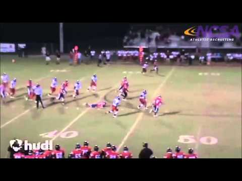 Gabriel Ellis - West Montgomery High School - Junior Highlights