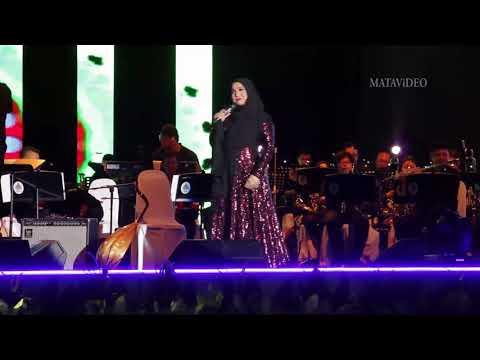 Noraniza Idris di Konsert  Irama Warisan