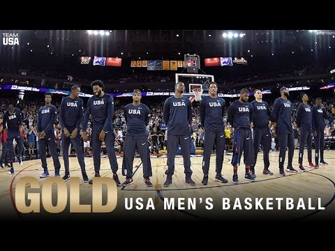 Olympics: USA Destroys Serbia to Win Gold Medal in Men's Basketball