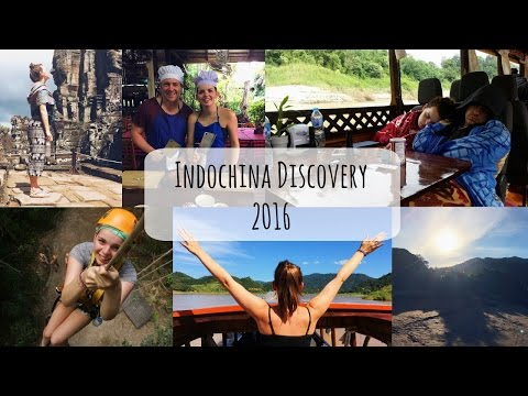 TRAVEL | Indochina Discovery