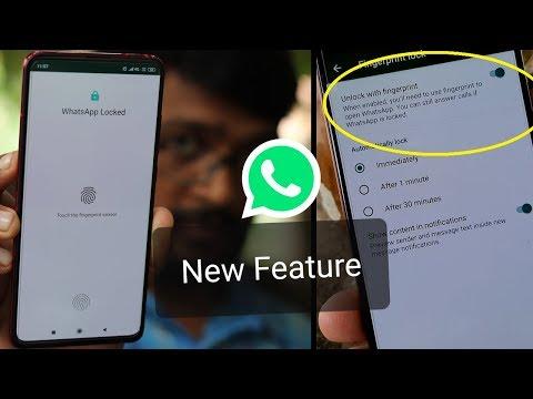 Finally WhatsApp Add