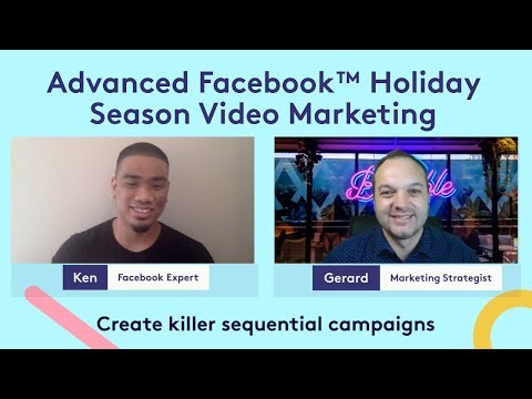 Advanced Facebook™ Holiday Season Video Marketing Tips: Biteable on Facebook Live