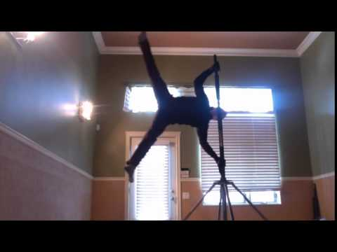dominic lacasse - muscle up in human flag - youtube, Muscles