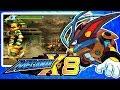 Megaman X8 Earthrock Trilobyte Stage 100 % Complete