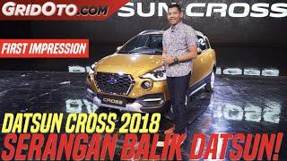 Datsun Cross 2018 I First Impression I GridOto