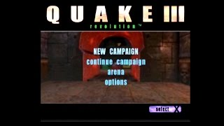 Quake III Revolution ... (PS2)