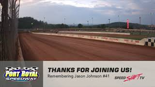 Remembering Jason Johnson #41