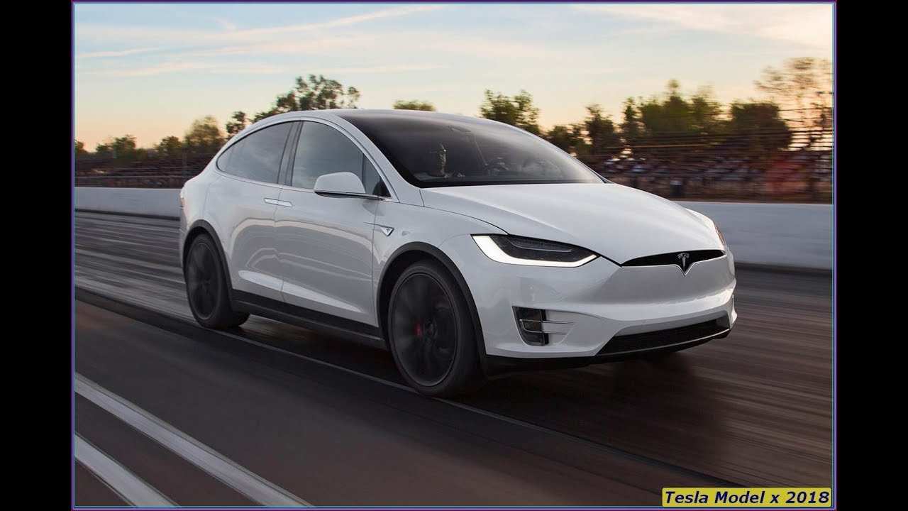 2018 tesla model x p100d. beautiful tesla tesla model x 2018 p100d autopilot interior and reviews on tesla model p100d e