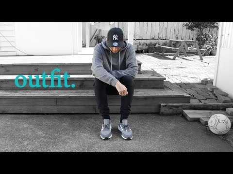 Cozy Outfit of the Day | Feat. Adidas Iniki Runner & MNML LA [OOTD #75}