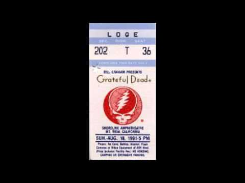 Grateful Dead - Beat It On Down The Line 8-18-91 mp3
