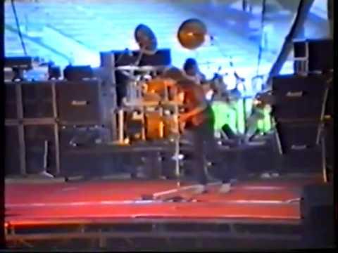 Ян Гиллан в Махачкале 1990г