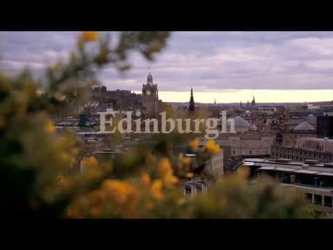 Edinburgh - Sony a6000