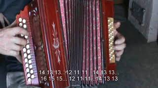 На сопках Маньчжурии с нотами в цифрах
