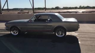 66 Mustang 289 Idle