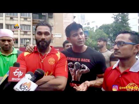 Golds Gym Trainer Sagar Pawar Finally Got His Salary.