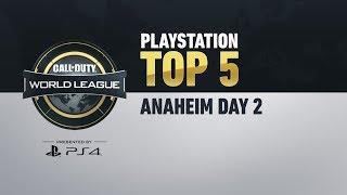 CWL Anaheim Day 2 | Top 5