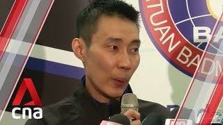 Lee Chong Wei retires from badminton: News conference highlights