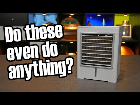"""Personal """"air conditioners"""" aren't what they seem"""