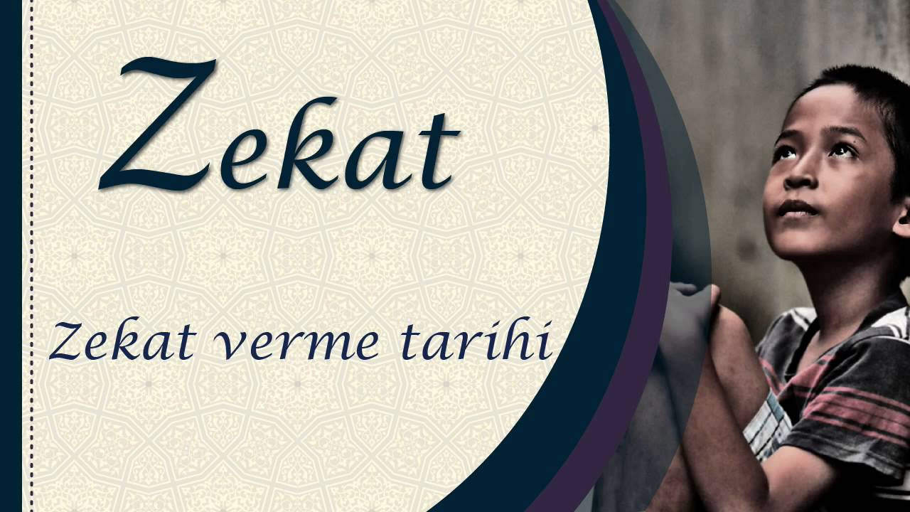 Zekat Verme Tarihi - Sorularla İslamiyet