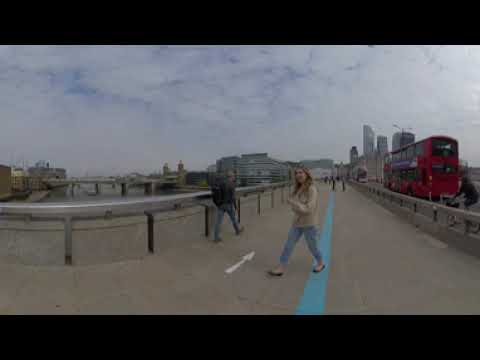 You haven't  seen London like this Before!! 3D 360° 8K VR Educational Tour