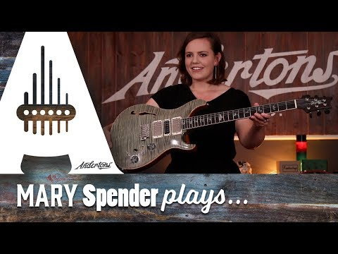 I Always Wanted To Try - PRS Super Eagle 2 - Mary Spender