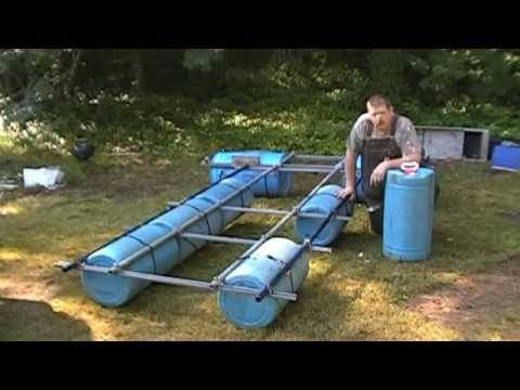 How to Build a Gold Dredge