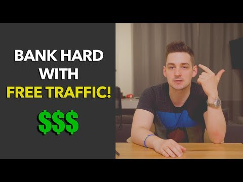 Top 10 Free Website Traffic Sources – NO INVESTMENT NEEDED!