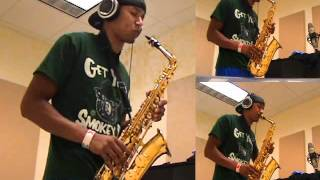 The Weeknd - Wicked Games - Alto Saxophone by charlez360