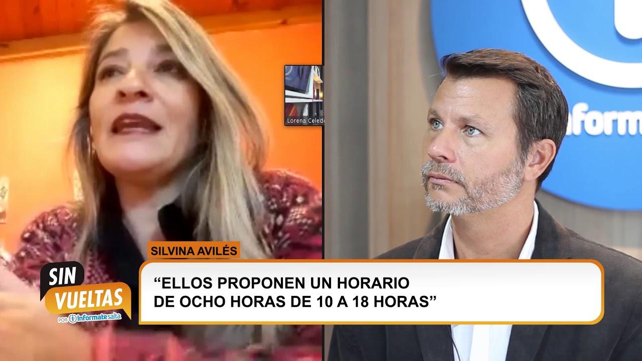 Sin Vueltas con Silvina Abilés y Lucas Dapena